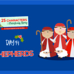 25 Characters of the Christmas Story / Day 14: Shepherds