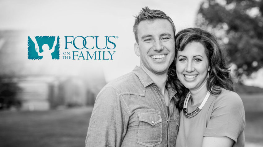 Working Together as a Team in Your Marriage–Focus on the Family